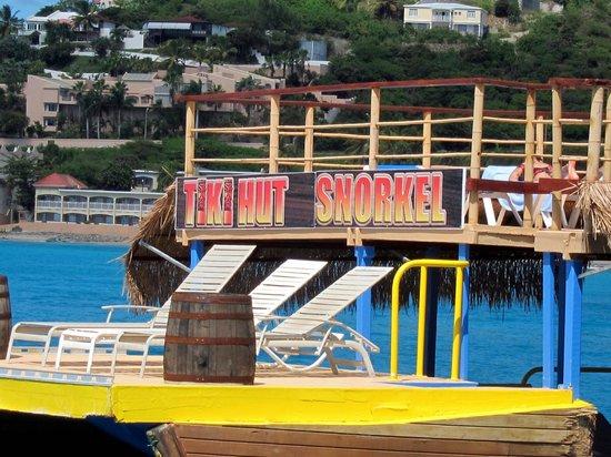 Tiki Hut Snorkel Park : That's us!