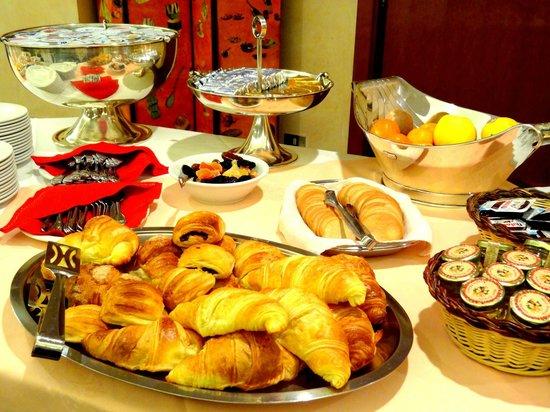 Hotel Diana : Croissant appena sfornati