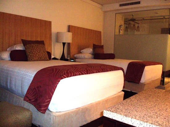 Hyatt Regency Trinidad: Hotel beds