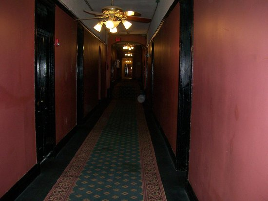 Orbs Picture Of Crescent Hotel Ghost Tour Eureka