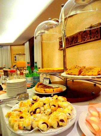Hotel Diana : Mini croissant alla Nutella fatti in casa