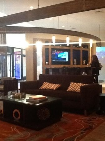Renaissance St. Louis Airport Hotel: lobby