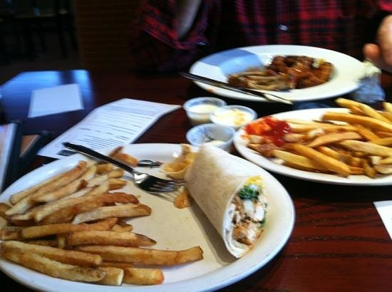 Duckworth's Grill & Taphouse: EXCELLENT!
