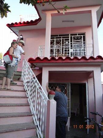 Casa Particular Ridel y Claribel: casa Ridel et Claribel