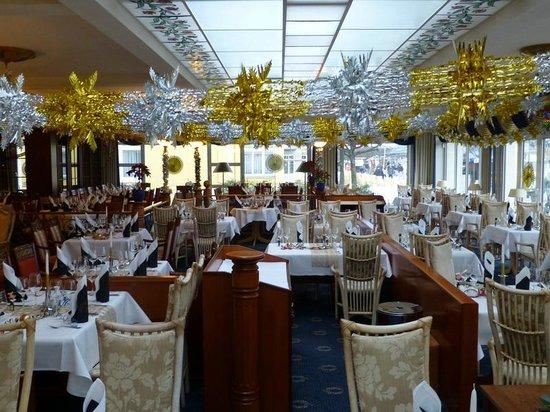SEETELHOTEL Ostseehotel Ahlbeck: Silvester - Restaurant