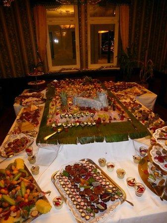 SEETELHOTEL Ostseehotel Ahlbeck: Silvester - Dessertbüffet