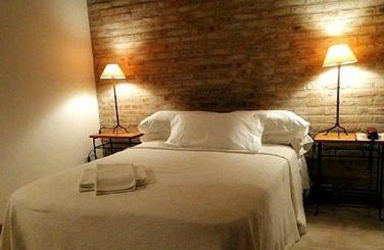 Baradero, الأرجنتين: Habitacion limpia, sencilla pero muy bonita 