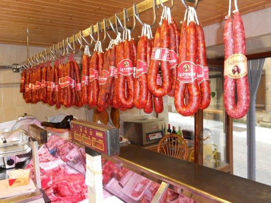 Casa Rural Lur Mendi: Carniceria de Lur Mendi