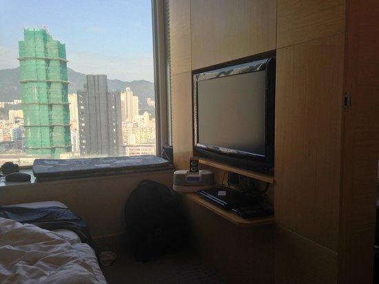 Dorsett Mongkok Hong Kong: есть ТВ