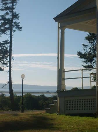 Fort Casey Inn: Your View