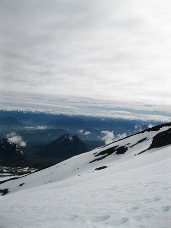 Aguaventura Expediciones Day Tours: Halfway up the Villarrica Volcano with Aguaventura!