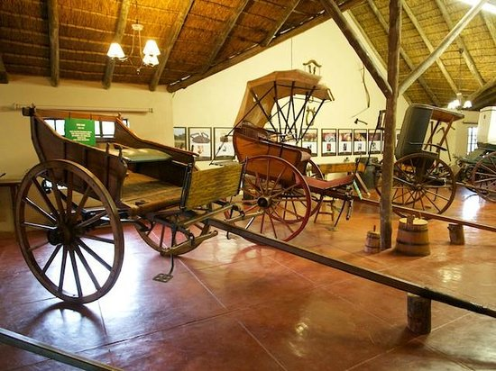 Askari Game Lodge & Spa: Askari Game Lodge museum