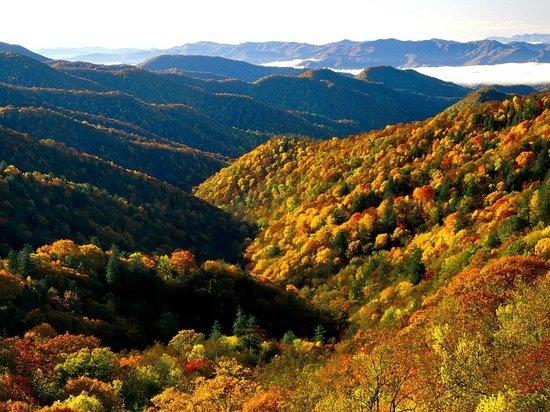 Highland Manor Inn & Conference Center: Smoky Mountains