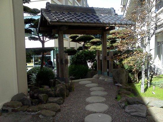 Hotel Kabuki, a Joie de Vivre hotel: Gardens