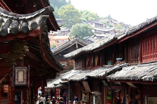 Old Town of Lijiang - China: Dali old town