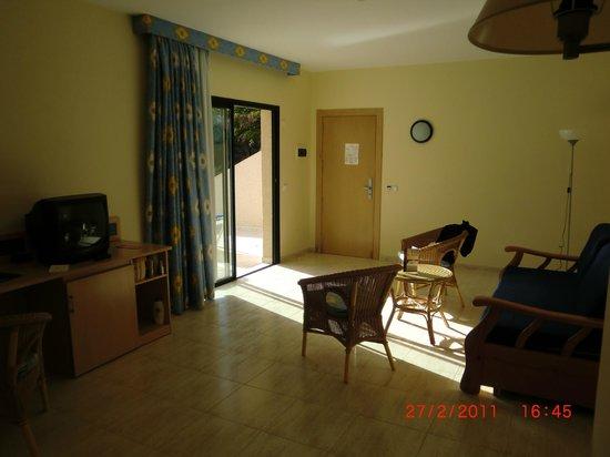 Hotel Coronas Playa: Inside Room