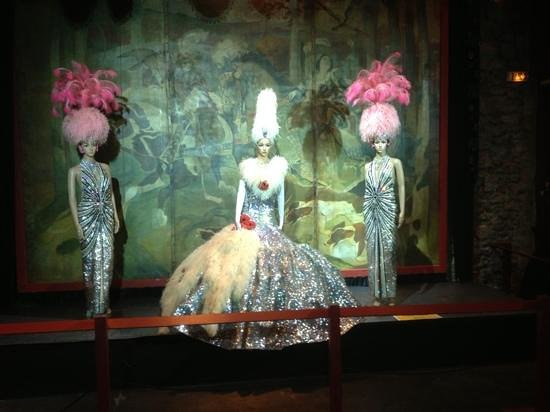 Musee des Arts Forains: Latest in French fashion?