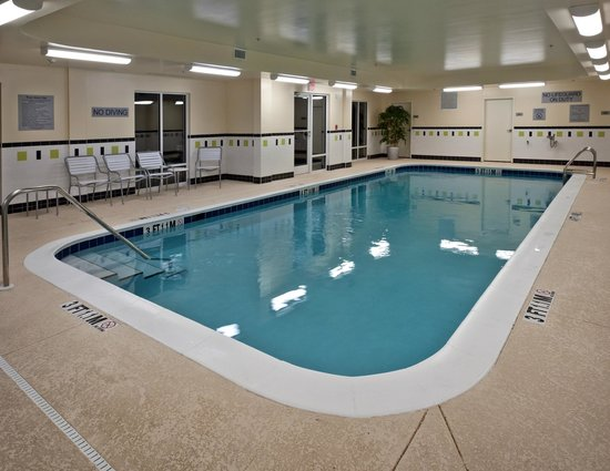 indoor swimming pool picture of fairfield inn suites tallahassee central tallahassee
