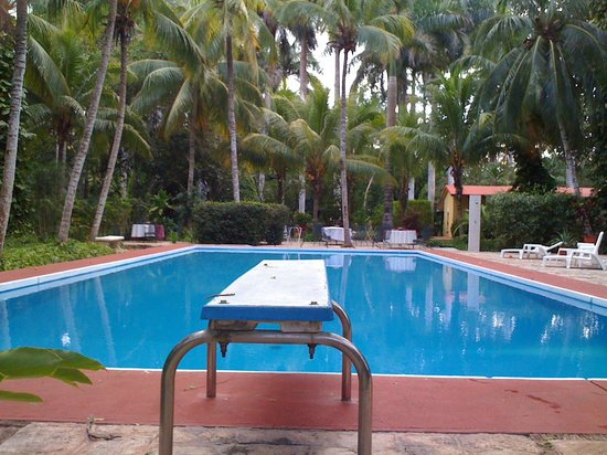 Hacienda Chichen: An oasis in the jungle...it was splendid.