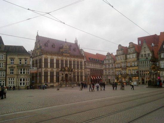 Bremen Marktplatz - Picture of Marktplatz, Bremen ...