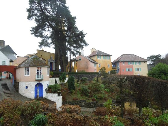 Portmeirion Village: The Village