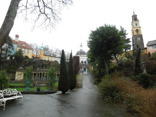 Portmeirion Village: An over view