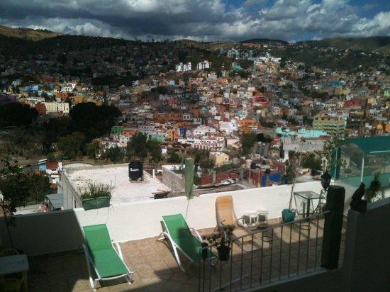 Casona de las Aves: Great views!