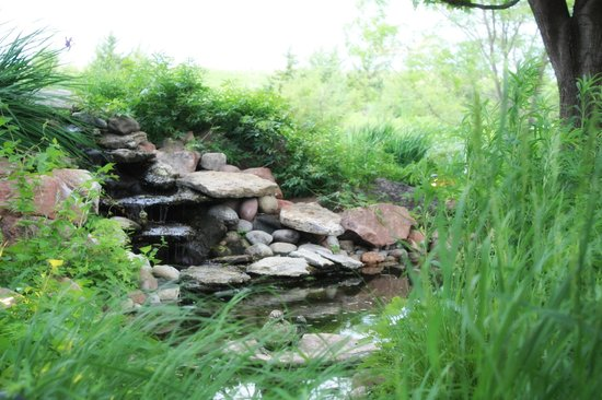 Serene Waterfall By The Patios Picture Of James Arthur