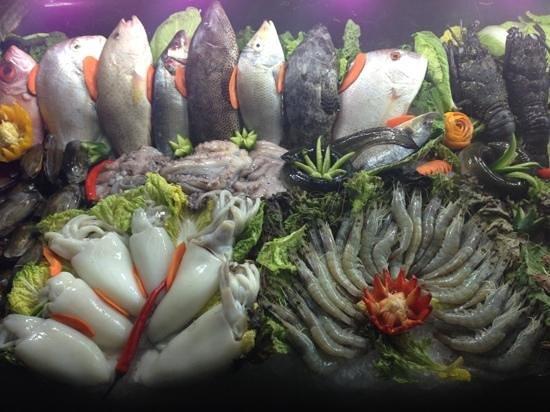 Layaly kan zaman: Fresh Fish Selection