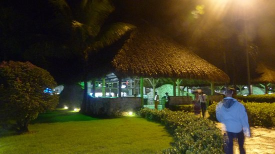 Barcelo Bavaro Beach - Adults Only: De noche