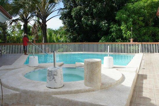 Casa Margaritha: pool