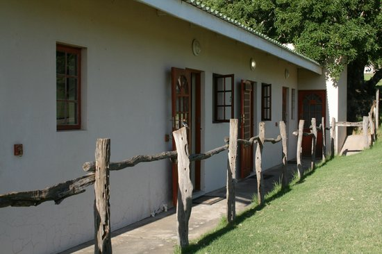 Schotia Safaris Private Game Reserve: The accomodation