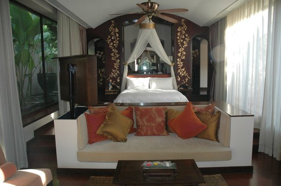 Four Seasons Resort Chiang Mai: total luxury!