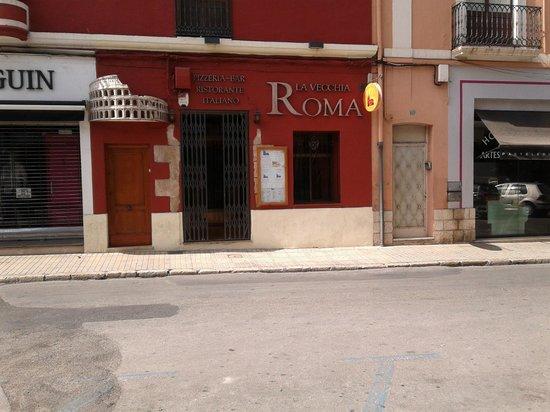 La Vecchia Roma: Vecchia Roma