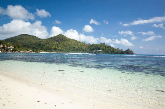 Kempinski Seychelles Resort: риф