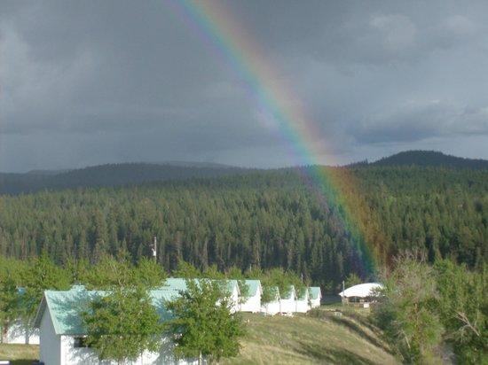 Salmon Lake Resort: resort