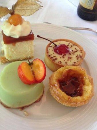 Belmond Hotel das Cataratas: seleccion de postres