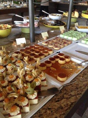 Belmond Hotel das Cataratas: postres