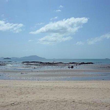 The Westin Playa Bonita Panama: playa rocosa westin