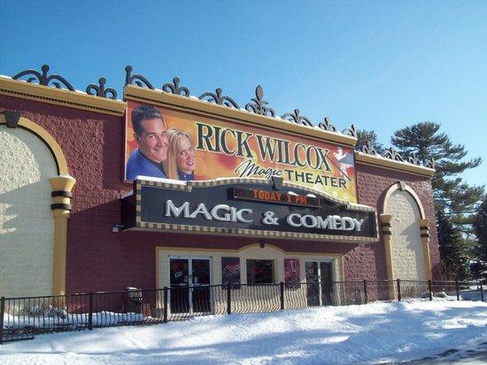 Rick Wilcox Magic Theater