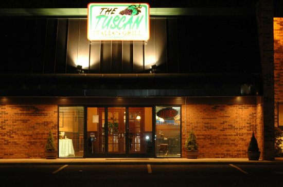 Tuscan Italian Grill: The Tuscan Of Abingdon