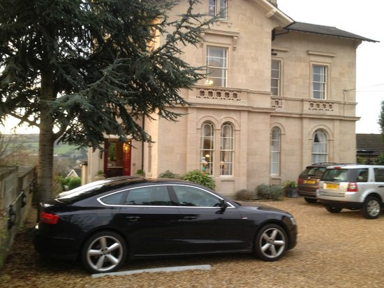 Apsley House Hotel : has the feelgood factor