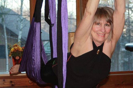 Yoga BnB: Private trapeze Yoga classes available.