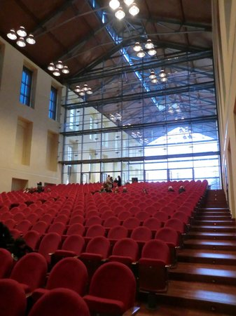Auditorium di Renzo Piano