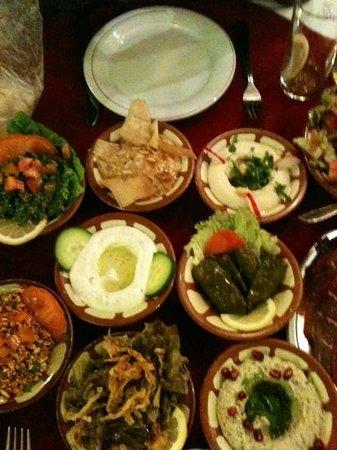 Libanon Restaurant: Beirut