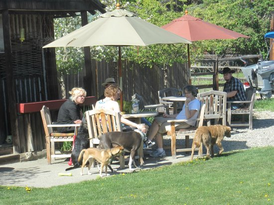 Mt Gardner Inn: Guests with Dogs
