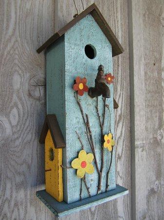 Mt Gardner Inn: Birdhouse