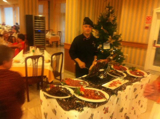 Iberostar Las Dalias : New Years Eve