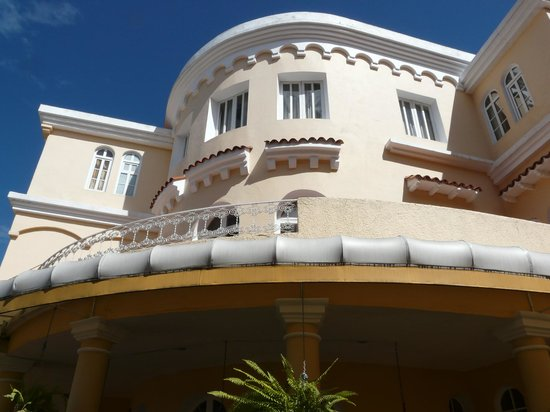 Hotel La Casona : Fachada del Hotel