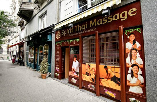 ‪Spirit Thai Massage - Váci‬